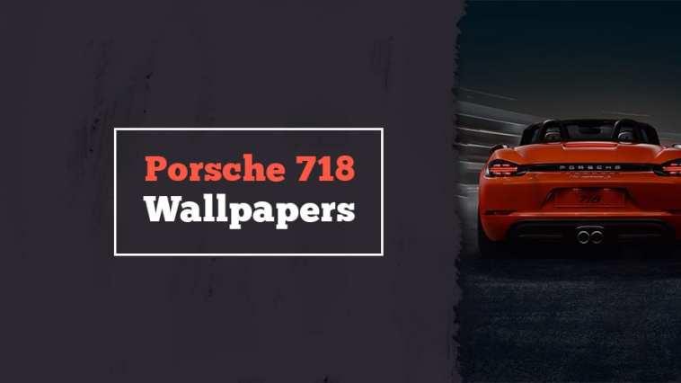 PORSCHE 718 BOXTER
