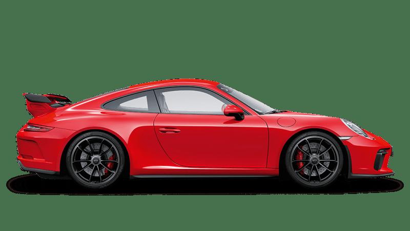 PORSCHE 911 GT3 RED CONCEPT CAR