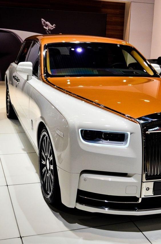 Rolls Royce P H A N T O M WALLPAPER