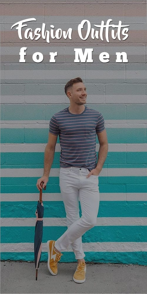 OOTD Fashion Outfits for Men 2019