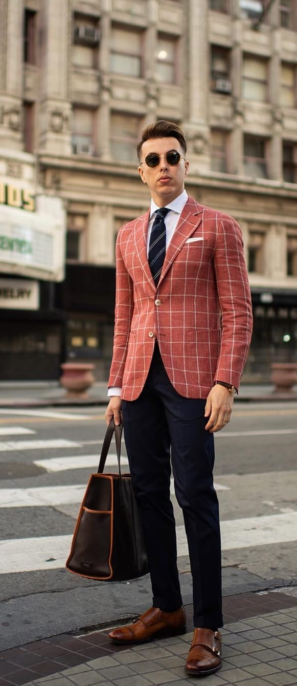 Different ways to style office wear