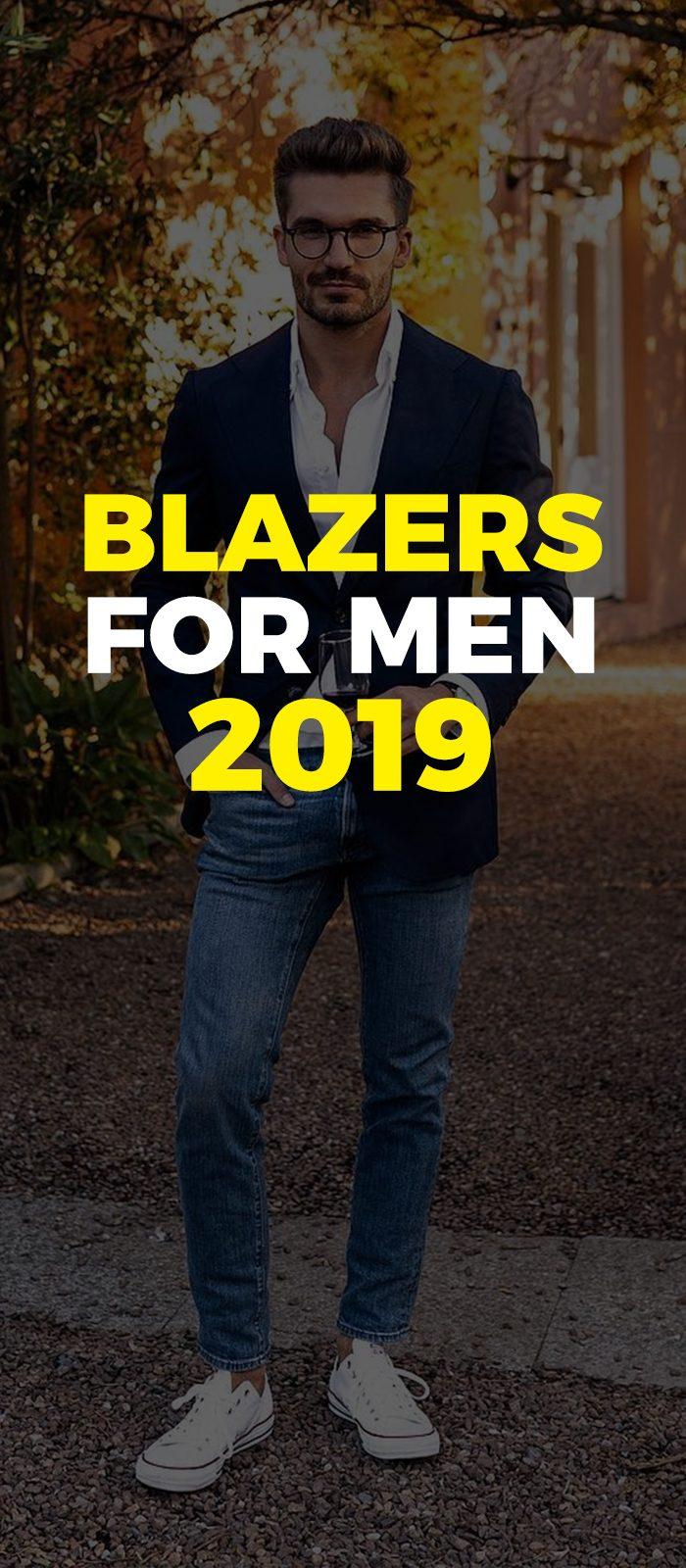 Top 5 Blazer looks for Men