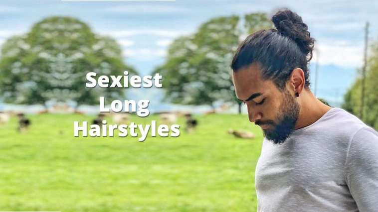 Sexiest Long Hairstyles for Men