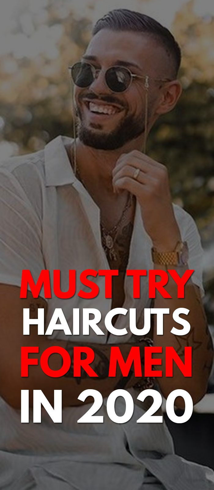 5 Must Try Haircuts for Men in 2020