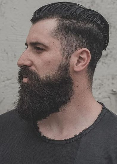 Men's Fade Haircut 2020