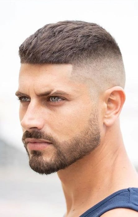 Mens Undercut Hairstyle for 2020
