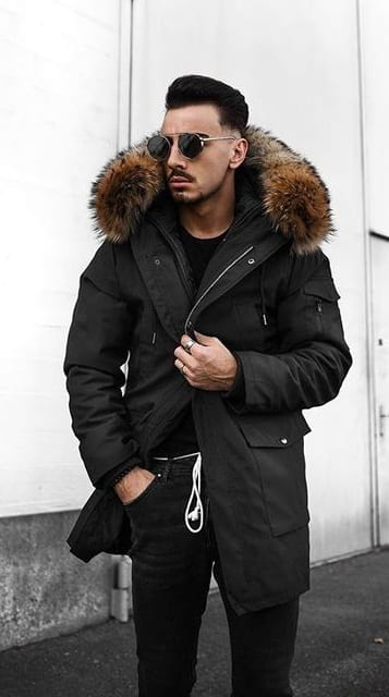 Parka Jacket- A Must Have Winter Essential