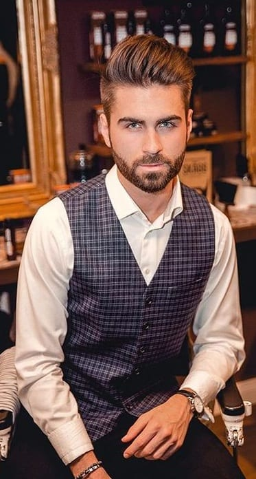 Pompadour Hairstyle for Men to try in 2020