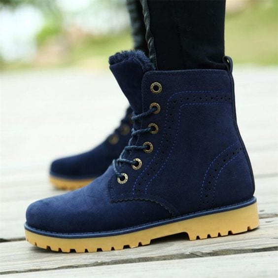 Blue-Lace-Up-Boots