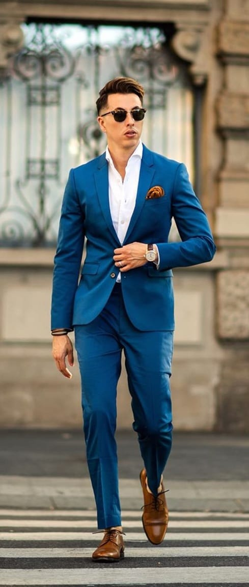 23 Men S Suit Styling Ideas For The Formal Style 2020