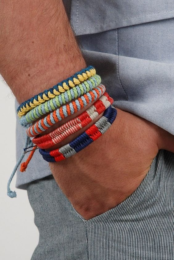 Totally-Cool-and-Elegant-Bracelets-to-wear-on-1