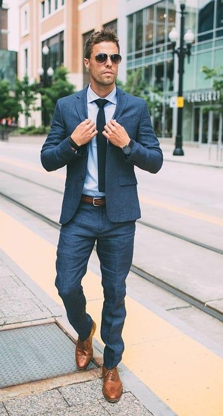 Business Suit Outfit Ideas