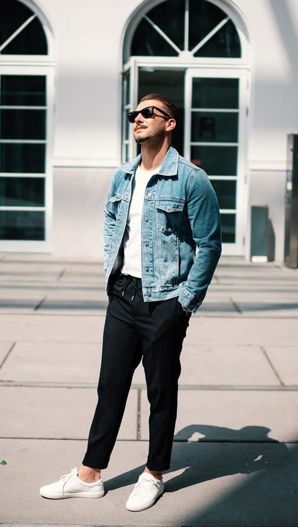 5 Amazing Denim Jacket Look for Men 2020