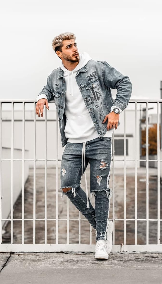 5 Amazing Denim Jacket Outfits