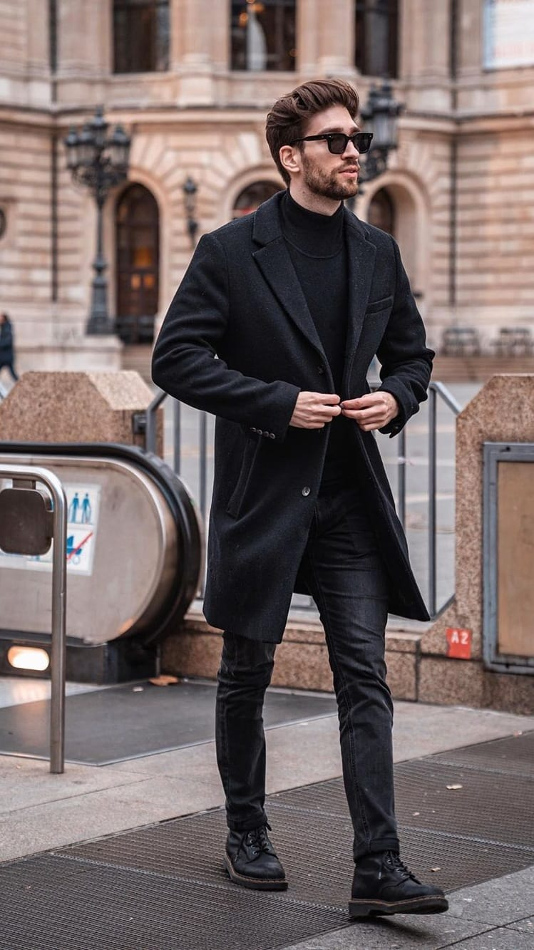 5 Ways To Pull Off All Black Outfit
