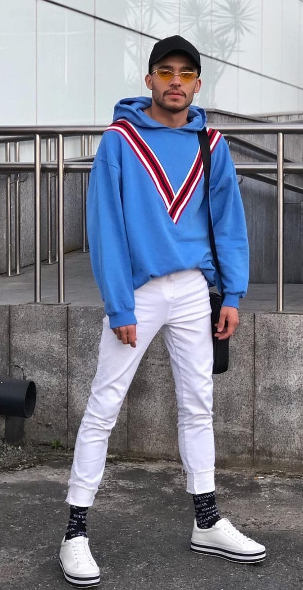 Style Your Hoodie- Gay Fashion Ideas