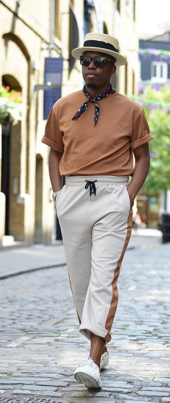 Summer Styling Ideas- Black Mens Fashion