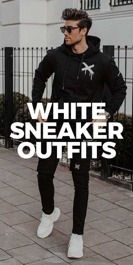White-Sneaker-Outfits--best-for-men