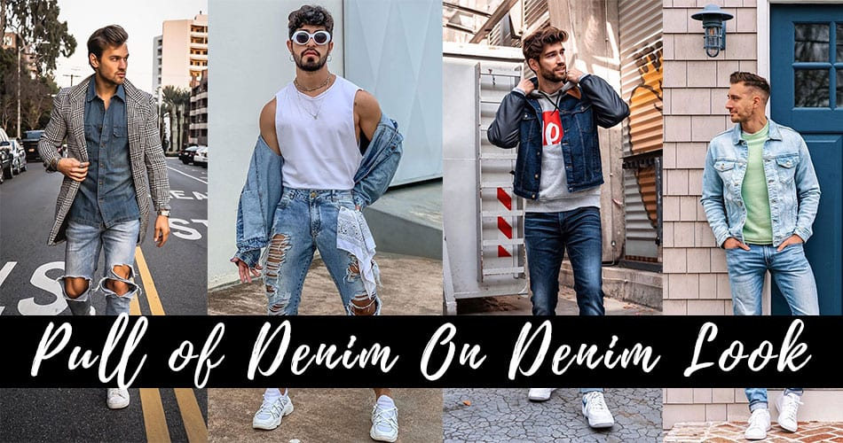 5 Ways To Pull Off Double Denim Outfits