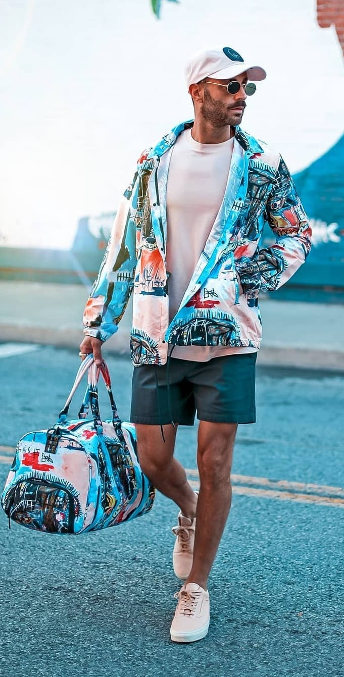 5 Ways to Style Your Summer Shorts