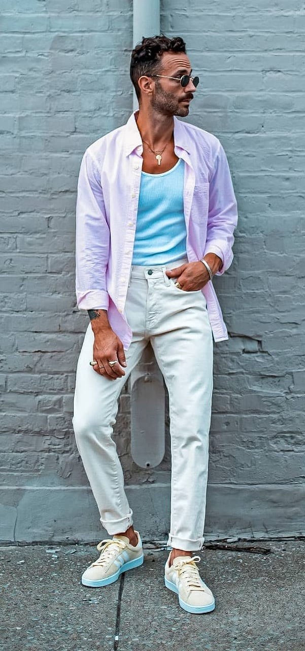 Amazing Summer Outfits for Men