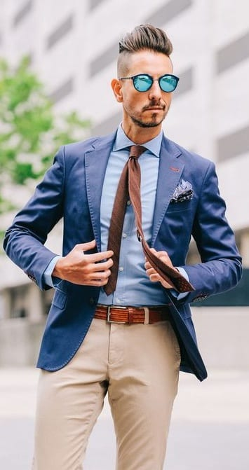 Brown Dress Belts Every Man Should Have