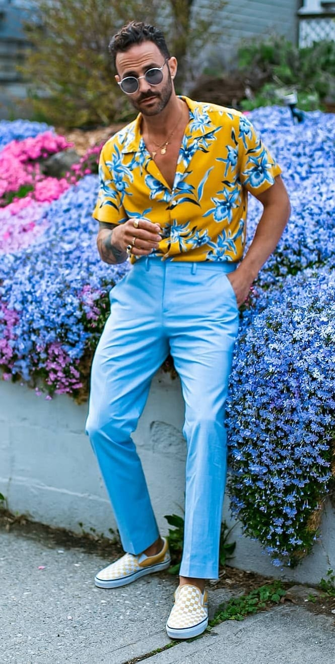 10 Floral Printed Shirts To Rock This Summer