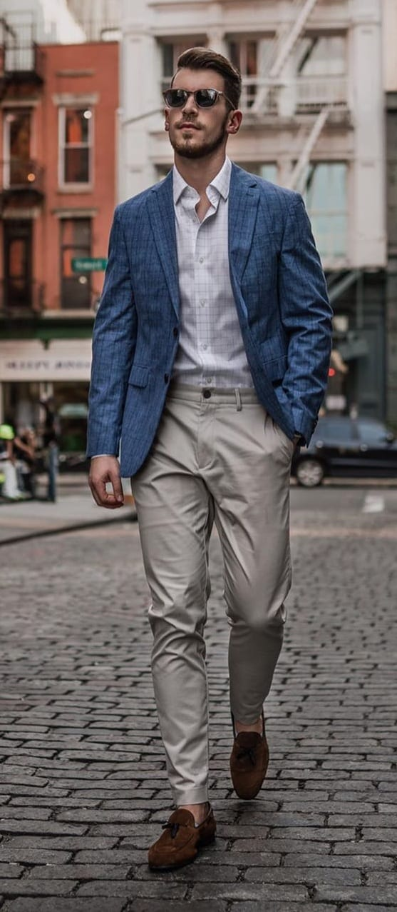 5 Amazing Ways To Style Chinos