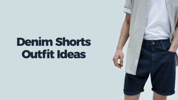 Denim Shorts Outfit Ideas