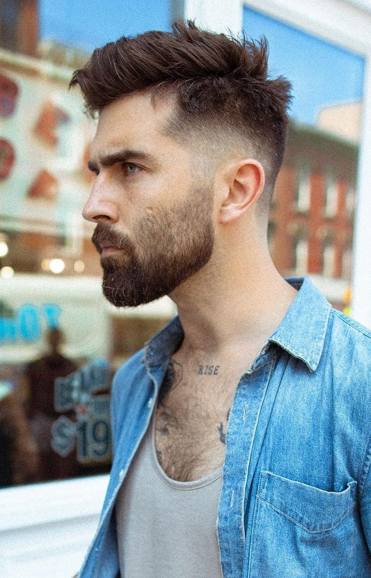 Mens Hairstyle to try this summer