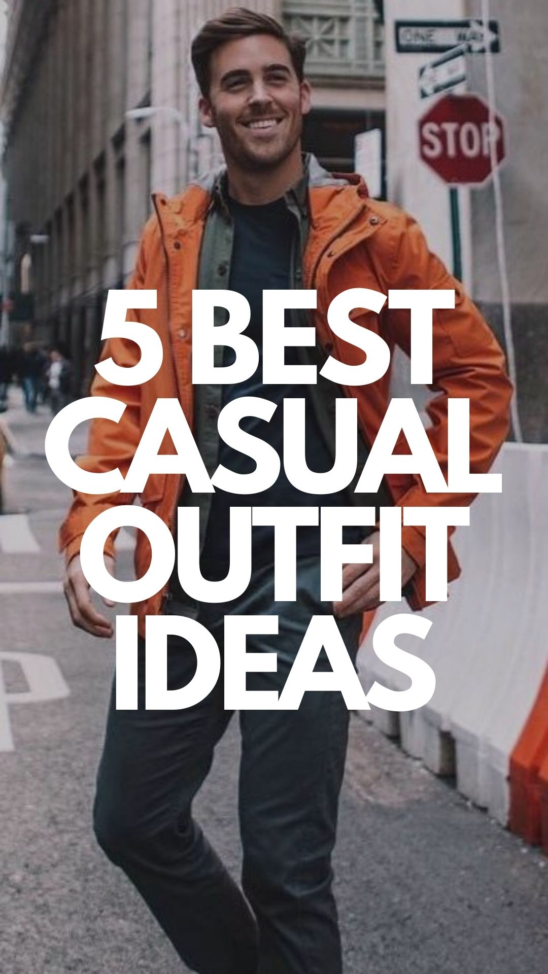 Cool Casual Outfit Ideas
