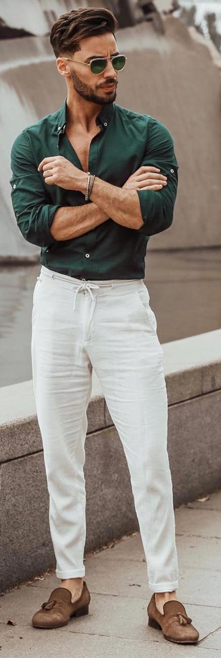Downstring Trouser- Modern Pants Style for Men