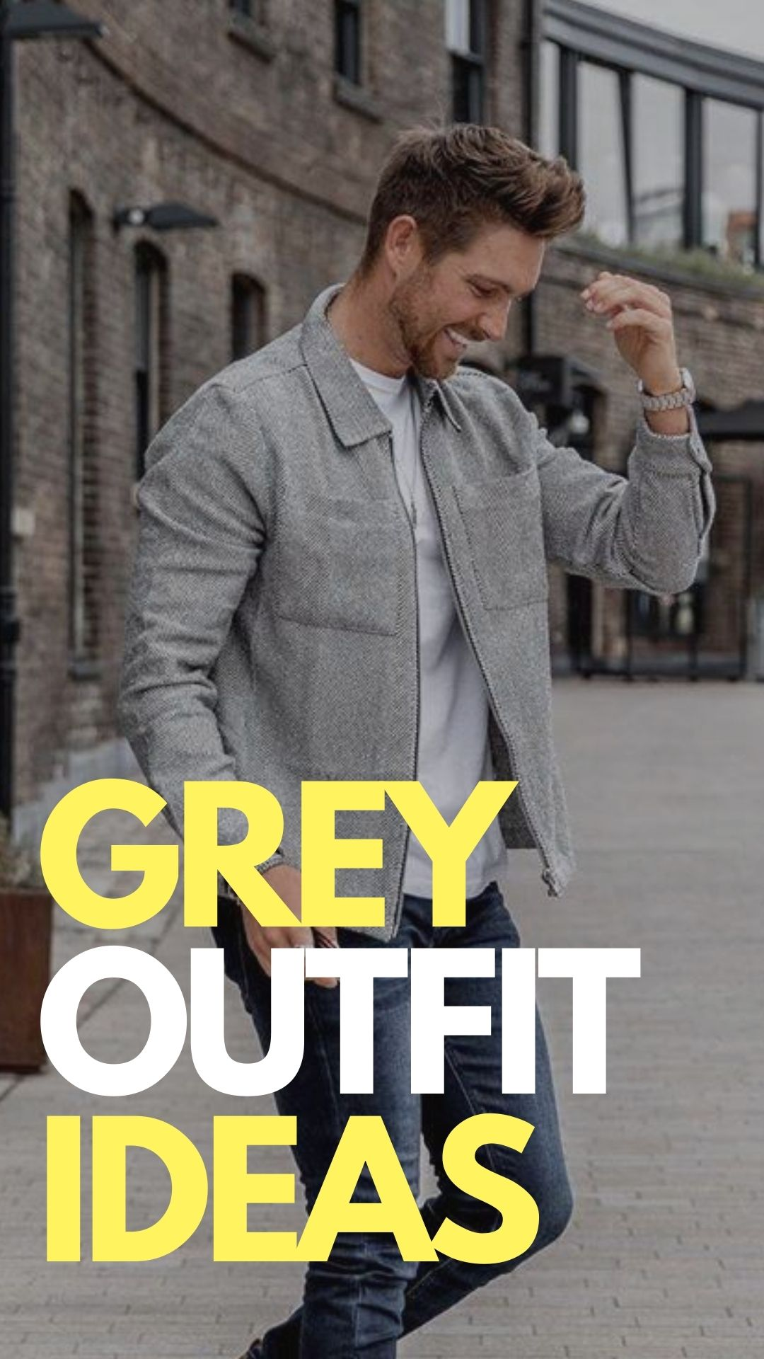 Grey Outfit Ideas