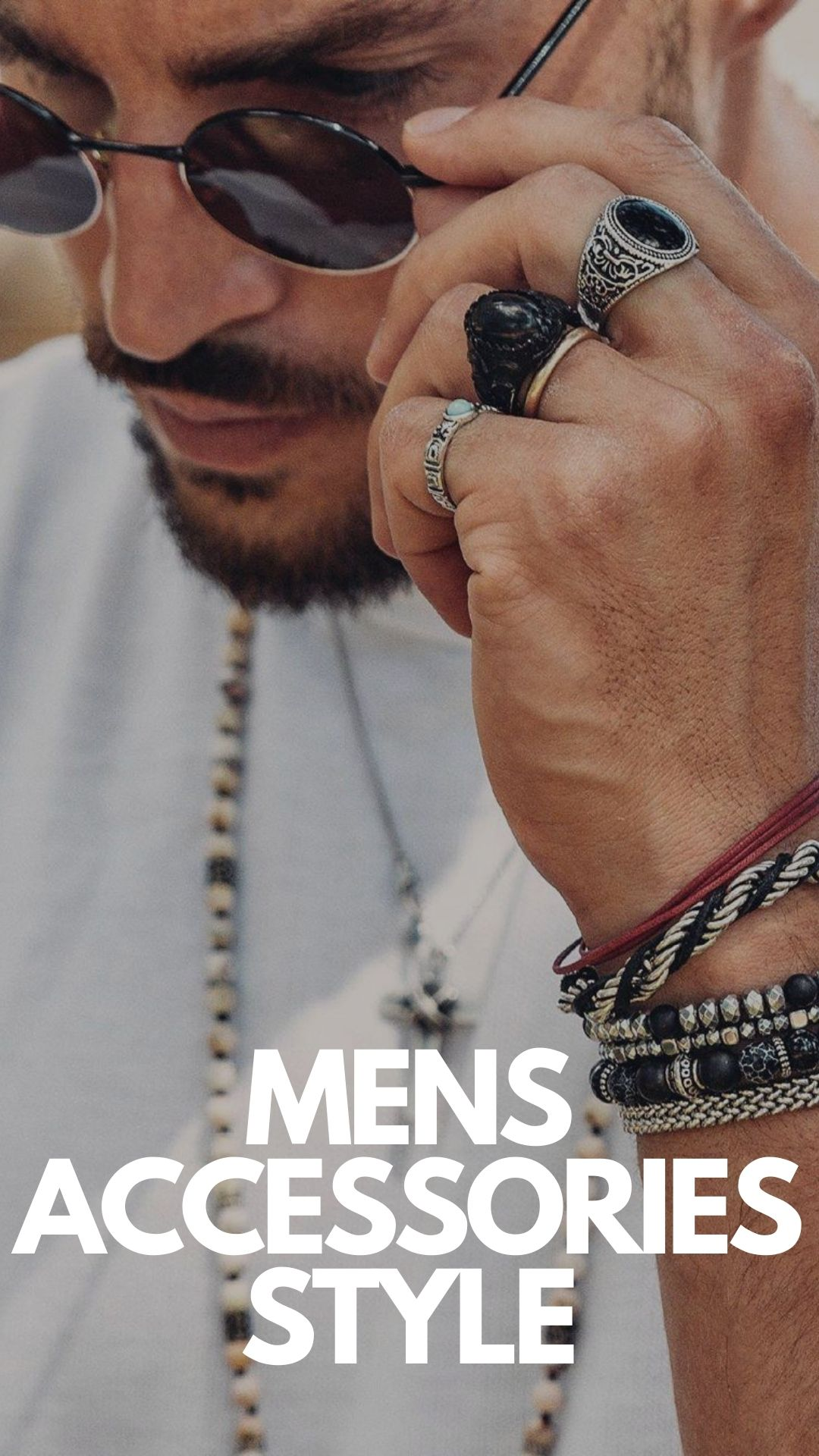 Mens Accessories Style