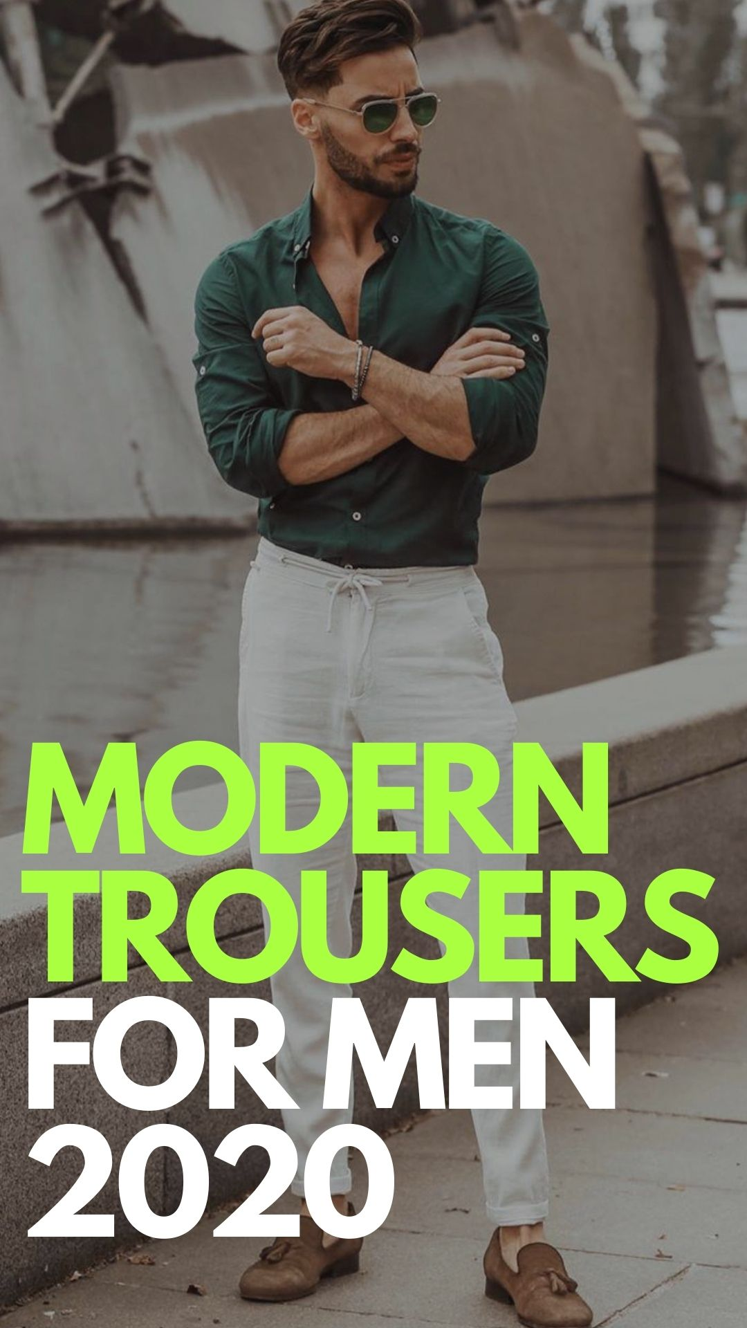Modern Trouser Outfits for Men 2020