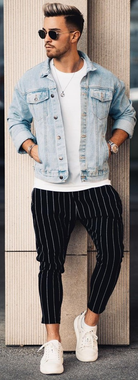 20 Amazing Casual Outfit Ideas for Men