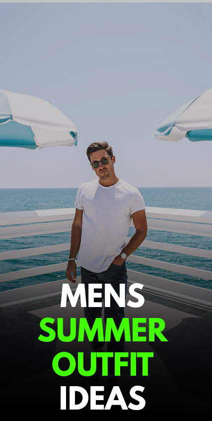 Mens Summer Ready outfits