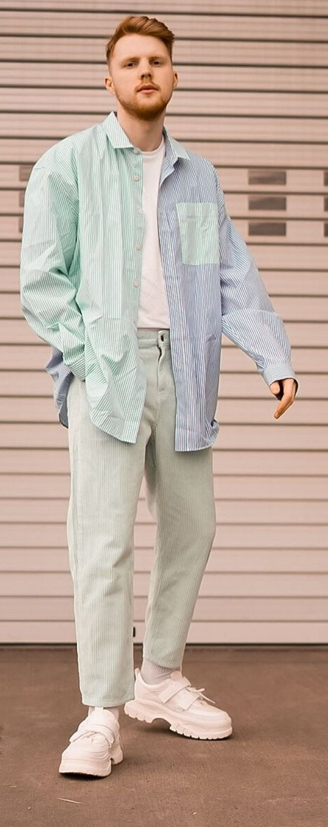 Pastel Outfits To Try This Summer