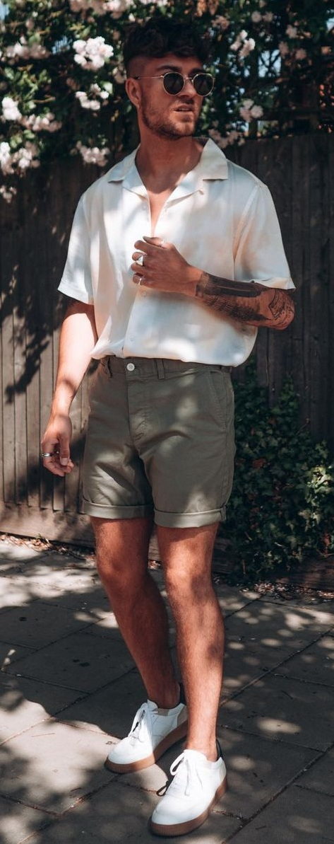 Sneaker Outfit Ideas for Summer