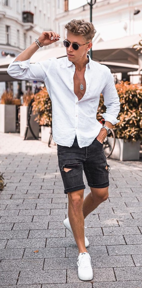 Cool and Casual Vacation Outfit Ideas