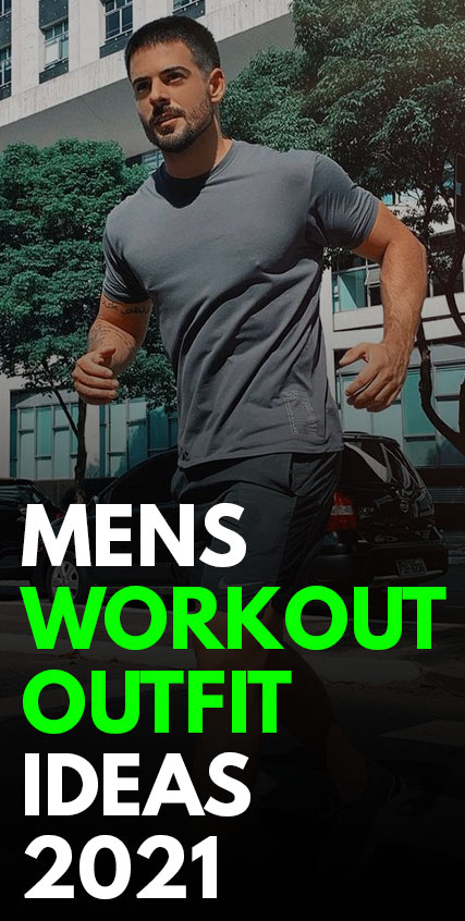 Mens Workout Outfit Ideas