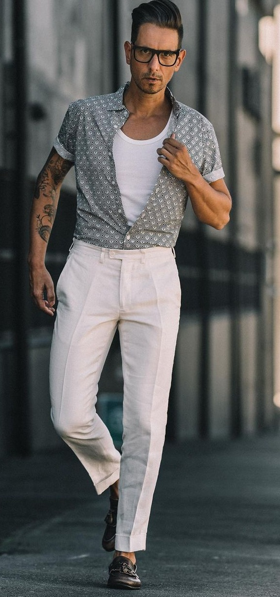 Summer Casual Outfit Ideas for Men