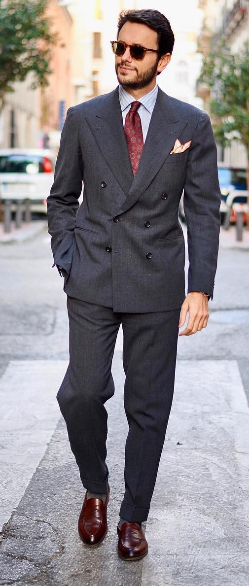 Summer Suit Outfits for Men 2021