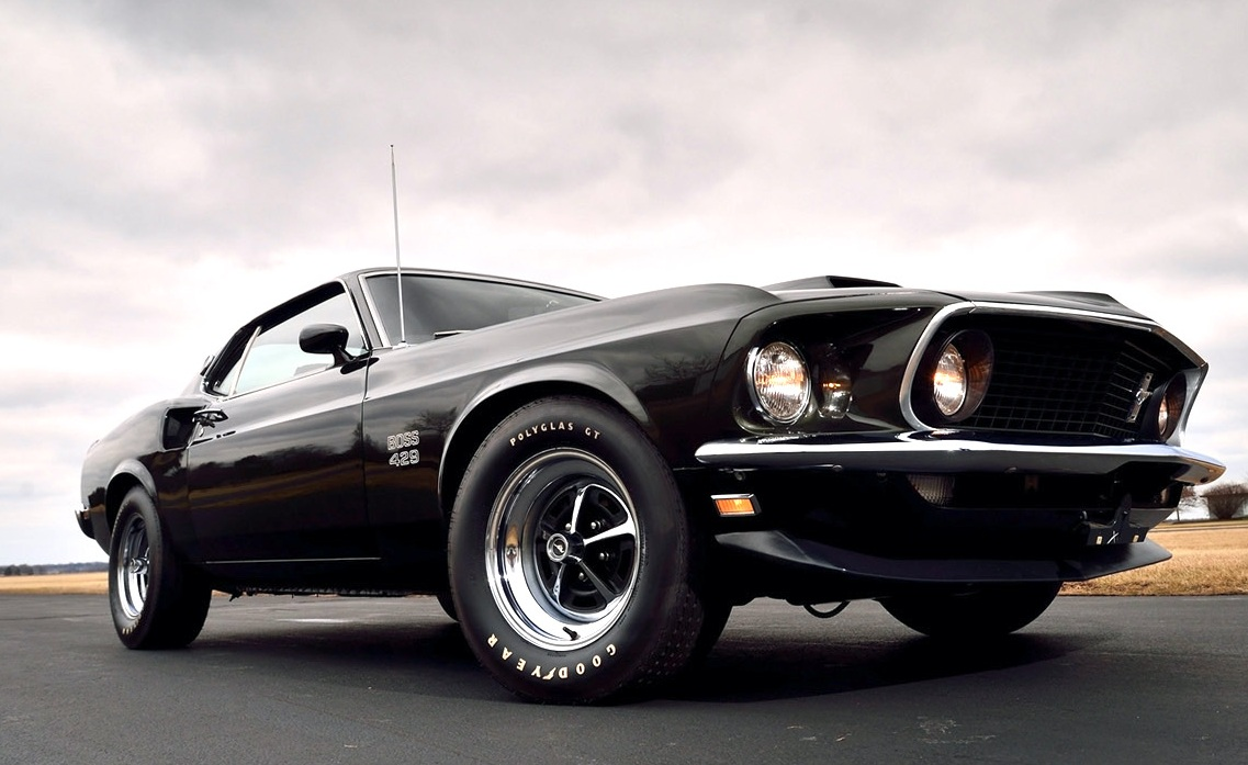 Mustang 129- Vintage Cars That Are So Damn Cool