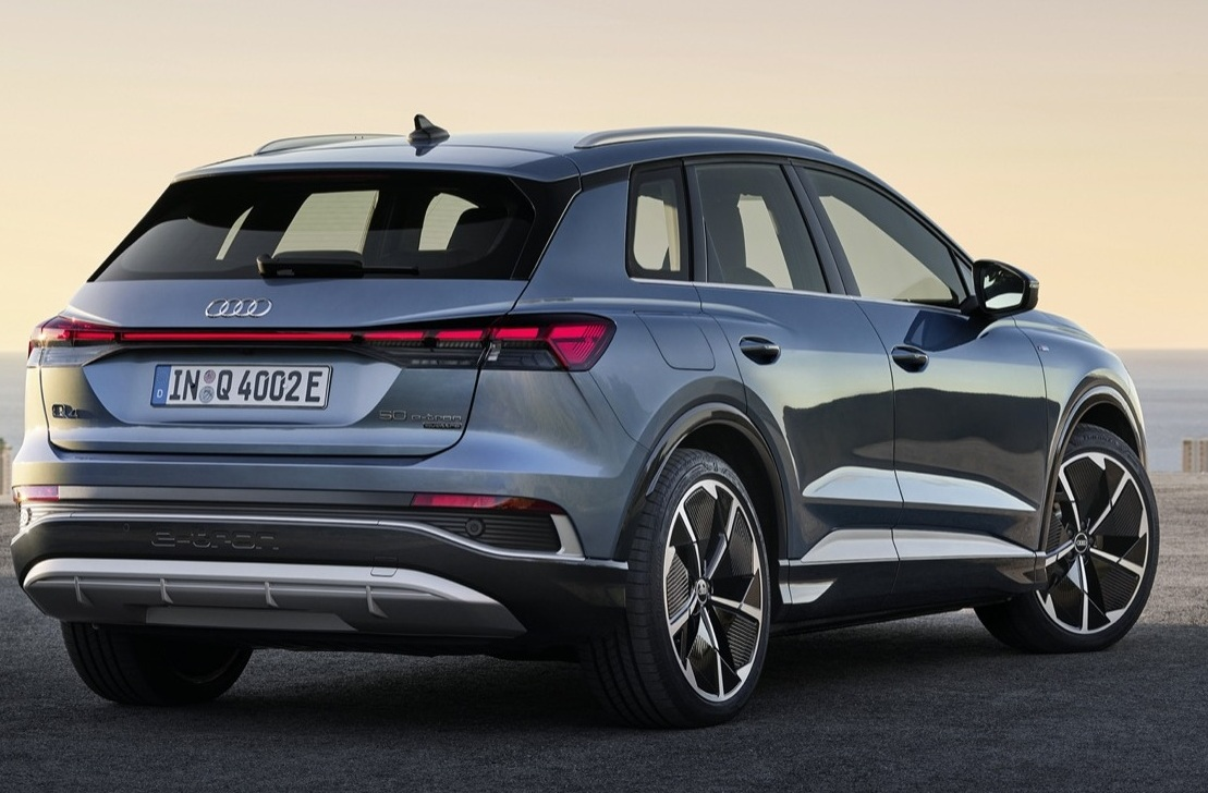 Audi Q4 e-tron- Electric cars that are best