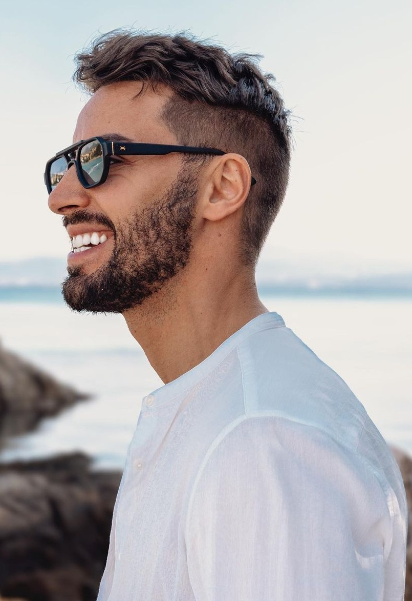 Fade Cut Hairstyles for Men