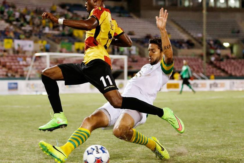 Weight of Inevitability Crashes Down on Rowdies in Coastal Cup Finale