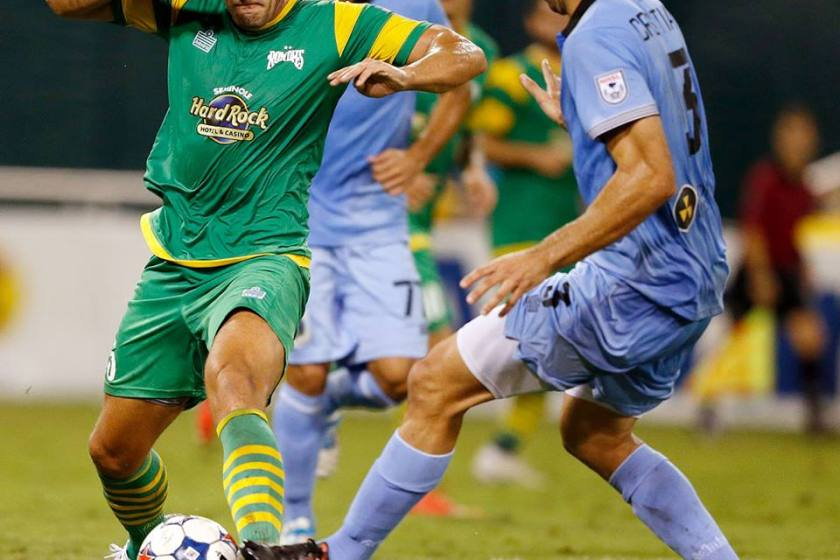 Rowdies Lose Out 3-2 in Eighth Home Defeat This Year
