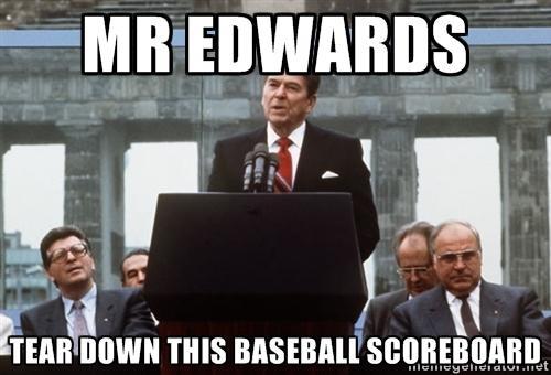 Episode 14 – Mr. Edwards, Tear Down This Baseball Scoreboard!