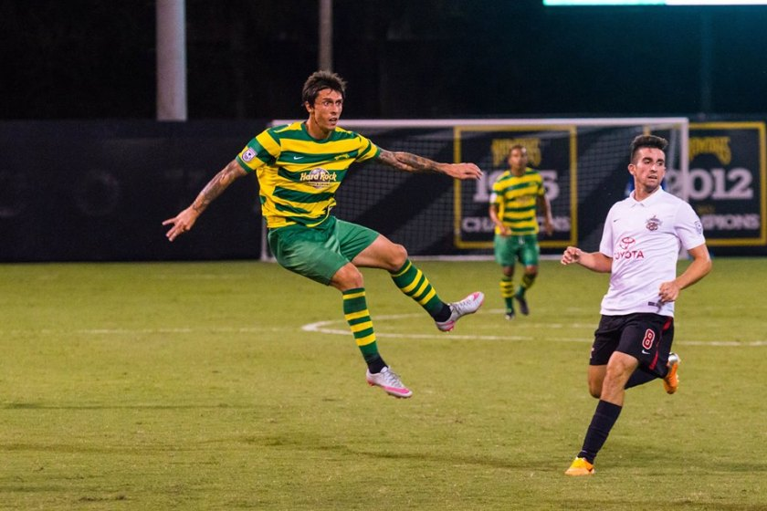 NASL Week 13 Preview: Rowdies Hoping Busy Week Provides Playoff Cushion